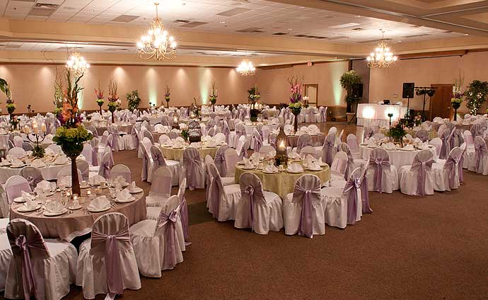Forest Manor Ballroom