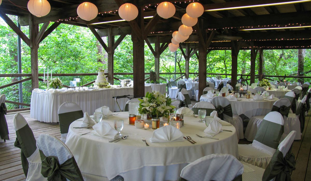 Weddings in Eureka Springs at Inn of the Ozarks